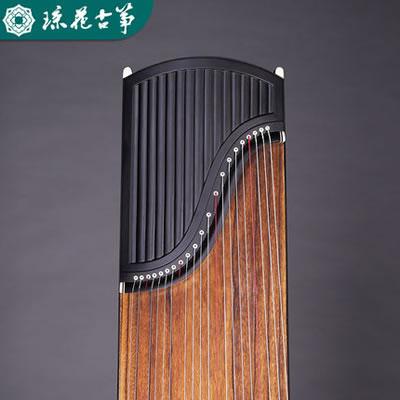 琼花古筝-返璞归真专业演奏表演收藏实木黑檀木古筝琴