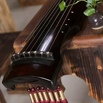 初学古琴价格-仲尼式