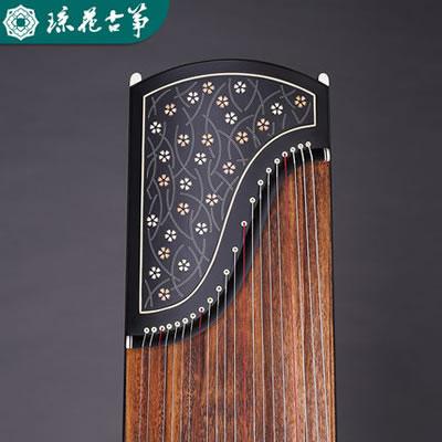 琼花古筝-妙笔阑珊专业级演奏收藏名家监制实木表演古筝琴